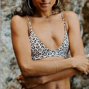 Acacia Swimwear Na Pali Top Wild S